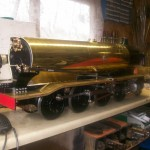 ready for cab and boiler bands
